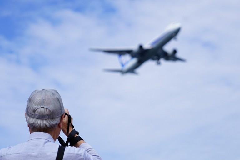 バスで行くカメラ撮影会のレポート!鉄道模型と飛行機撮影に行ってきました~!