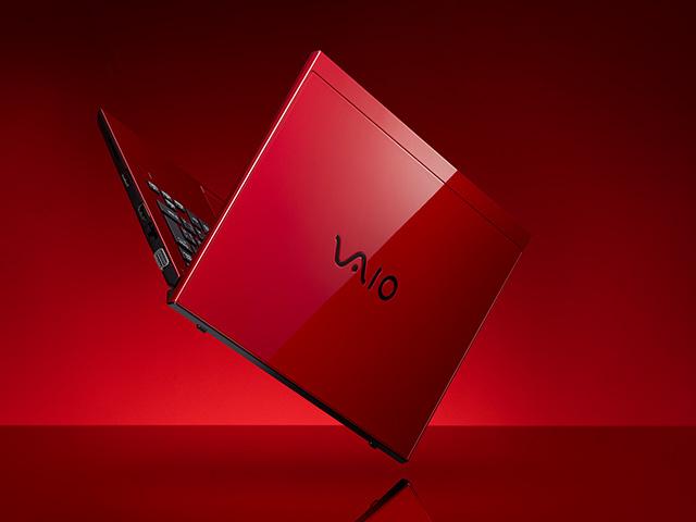 赤いVAIOが登場!VAIO S11 | RED EDITION<期間限定販売>
