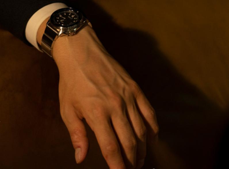 【台数限定販売】ソニーとSEIKOがコラボしたスタイリッシュなスマートウォッチ wena | SEIKO 「SEIKO Mechanical」
