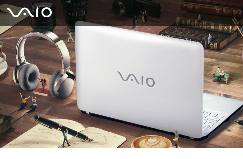[10/1より][店頭限定] ノートPC「VAIO」ワイド保証 3,000円OFF実施中!