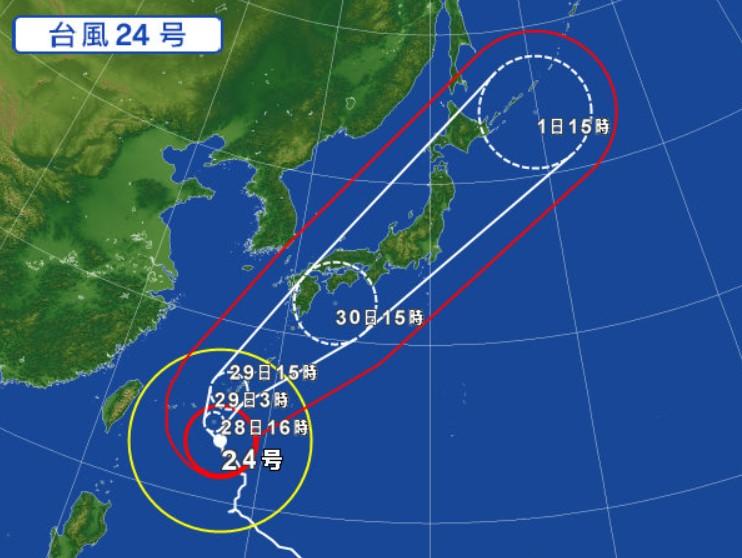 【まさかの2年連続台風直撃】おいらん道中撮影会…中止となりました。。