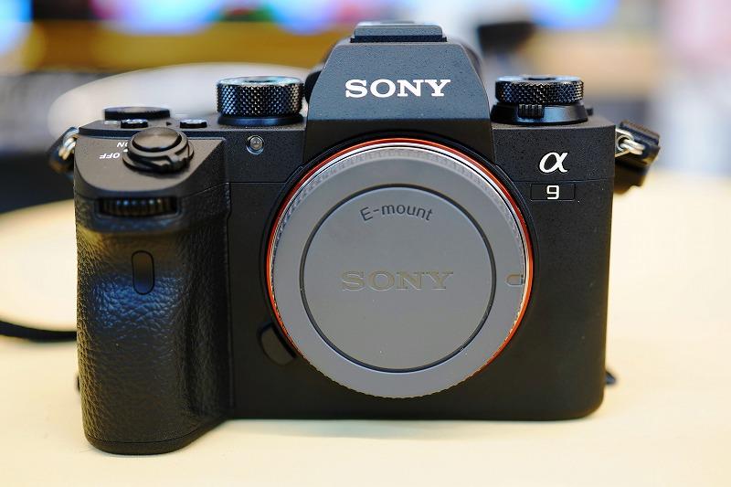 デジタル一眼カメラ「α9」のメジャーアップデート ver,5.00がついに到来!リアルタイムトラッキング,AF機能の大幅向上,タッチ操作,など