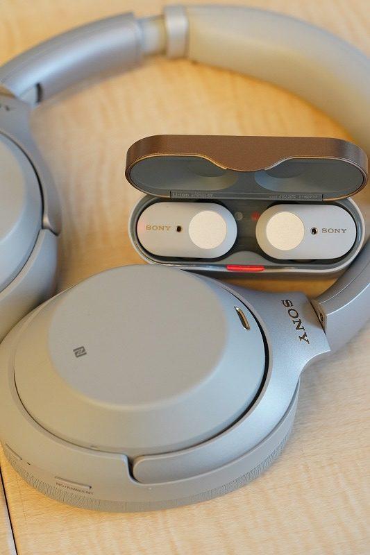 ノイズキャンセリング兄弟「WH-1000XM3」&「WF-1000XM3」どっちを買うべき!?あなたに合わせた選び方を教えます!