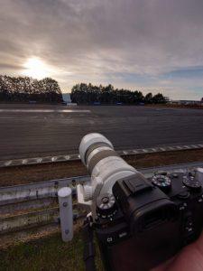 カメラ初心者は、カメラまかせでサーキット走行するレーシングカーを撮影できるのか?[α9+SEL70200G]