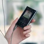ストリーミングウォークマン「ZX500」「A100」にとんでもないアップデートが登場!「DSEE Ulutimate」&「Blutooth接続時の音質調整」に対応!