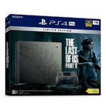 「PlayStation 4 Pro The Last of Us® Part II Limited Edition」登場!本体とソフトがセットになった超オトクなセット!