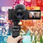 Vlogにオススメのカメラはコレ!撮り方によって選べるオススメカメラ4選!!【アクセサリーも】