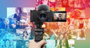 【新発売】Vlog/Youtube動画製作者のためのカメラが新登場!簡単操作でプロ並みの映像が撮れる「ZV-1」発表です!