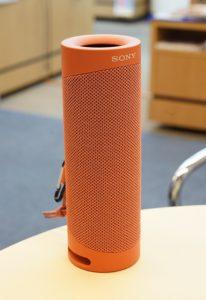 【レビュー】スマホの音が激変!防水防塵,新型ワイヤレススピーカー「SRS-XB23」試聴レポート