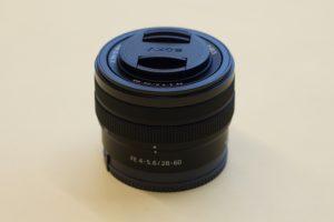 最軽量、最小サイズのフルサイズ対応ズームレンズ「SEL2860」がついに単品発売!