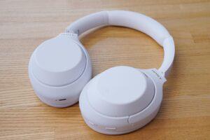 【実機レポート】ワイヤレスヘッドホン「WH-1000XM4」にリミテッドエディションが登場!静寂の白「サイレントホワイト」カラーが登場!